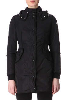 MONCLER Argelia hooded coat