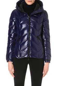 MONCLER Badete padded hooded jacket