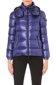 MONCLER Berre detachable hood jacket