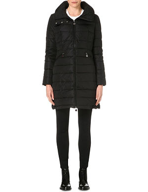 MONCLER Classic quilted coat