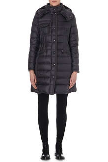 MONCLER Hermine padded hooded coat