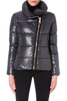 MONCLER Long-sleeved quilted jacket
