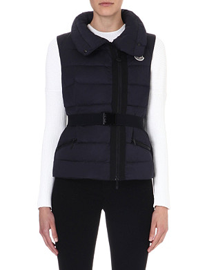 MONCLER Labas quilted gilet