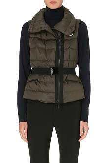 MONCLER Classic quilted gilet