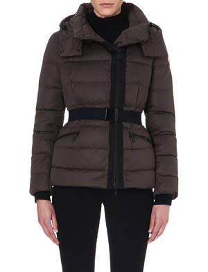 MONCLER Lavaud quilted jacket