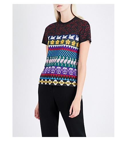 MARY KATRANTZOU Pedro knitted top (Multi