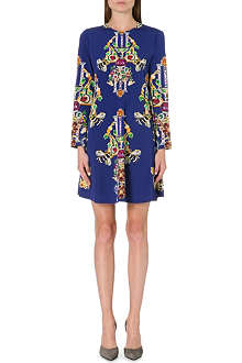 MARY KATRANTZOU Lanoa stretch-jersey dress