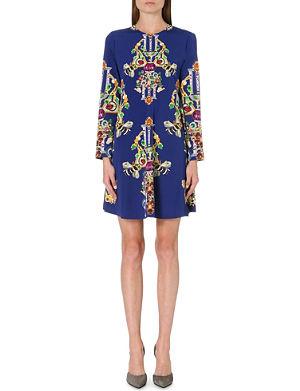 MARY KATRANTZOU Lanoa stretch-jersey dress