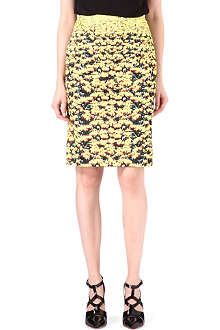 MARY KATRANTZOU Palma pencil skirt