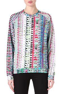 MARY KATRANTZOU Trellick Tower sweatshirt