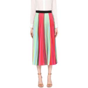 Uni pleated skirt