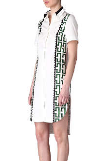 MARY KATRANTZOU Teleport shirt dress