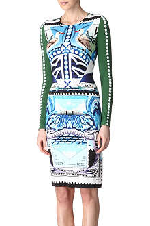 MARY KATRANTZOU Star Sailor dress