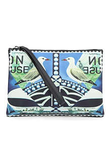 MARY KATRANTZOU Star Sailor clutch
