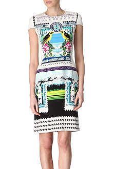 MARY KATRANTZOU Rodizio dress