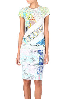 MARY KATRANTZOU Liri jersey dress