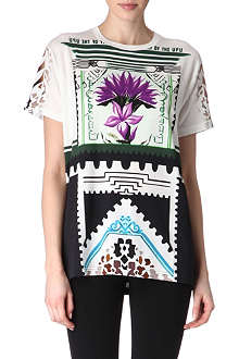 MARY KATRANTZOU Botanist t-shirt