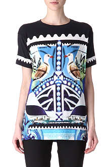 MARY KATRANTZOU Star Sailor modal t-shirt