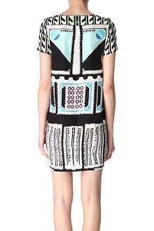 MARY KATRANTZOU India dress
