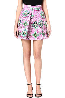 MARY KATRANTZOU Printed jersey skirt