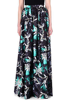 MARY KATRANTZOU Roush pleated skirt