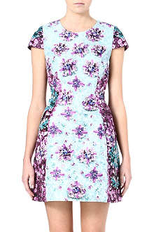 MARY KATRANTZOU Rick floral-print dress