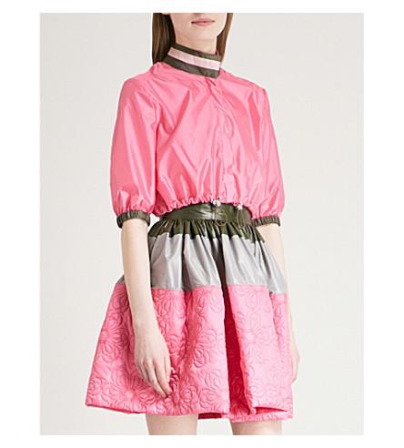 MARY KATRANTZOU Poppy shell top (Pink