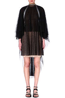 MARIOS SCHWAB Lace kaftan dress