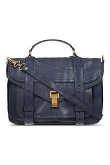 PROENZA SCHOULER Ps1 medium leather satchel bag