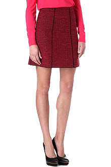 PROENZA SCHOULER Panelled tweed skirt