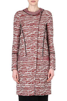 PROENZA SCHOULER Asymmetric tweed coat