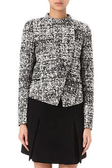 PROENZA SCHOULER Asymmetric tweed jacket