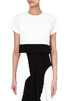 PROENZA SCHOULER Pleated-skirt dress
