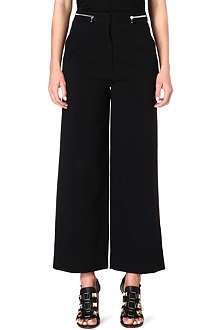 PROENZA SCHOULER Cropped wide-leg trousers