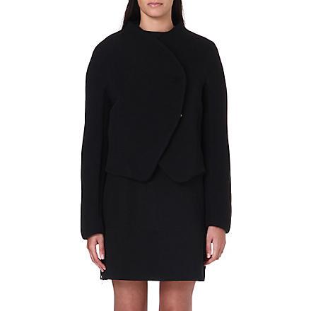 PROENZA SCHOULER Double-breasted jacket (Black