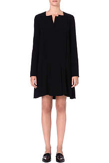 PROENZA SCHOULER Pleated crepe tunic dress