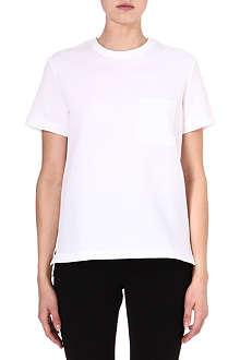 PROENZA SCHOULER Neoprene t-shirt