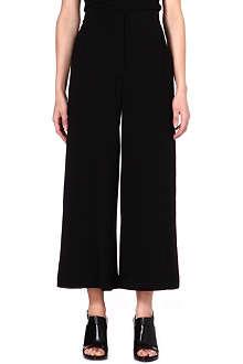 PROENZA SCHOULER Wide-leg wool-blend trousers