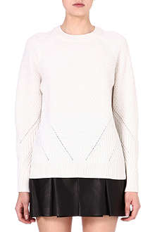 PROENZA SCHOULER Aran knit jumper