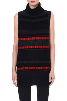 PROENZA SCHOULER Baja roll neck sleeveless top