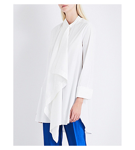 ROKSANDA Akano cotton shirt (Ivory