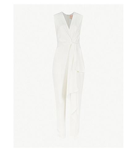 ROKSANDA六郎绉裤 (象牙