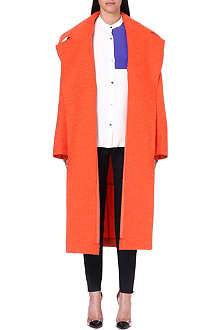 ROKSANDA ILINCIC Helston oversized wool-blend coat