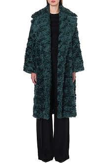 ROKSANDA ILINCIC Helston mohair-blend coat