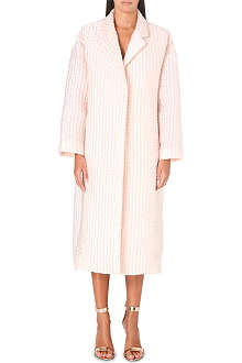 ROKSANDA ILINCIC Long-length quilted coat