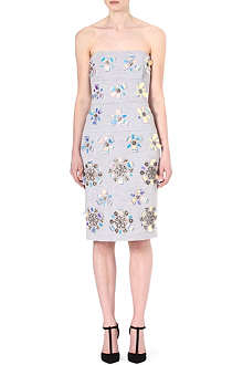 ROKSANDA ILINCIC Floral embellished dress