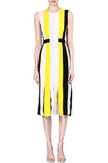 ROKSANDA ILINCIC Silk-blend dress