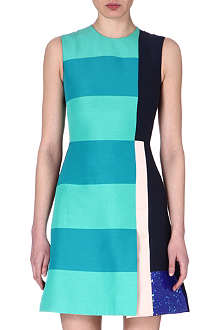 ROKSANDA ILINCIC Bronti paneled dress