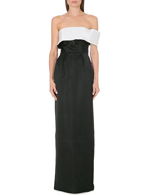 ROKSANDA ILINCIC Naida colour-block gown