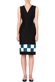 ROKSANDA ILINCIC Harleton colourblocked dress